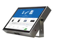 ML Industrial Touchscreen Computer 505