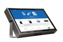 ML Touchscreen Industrial Computer 505